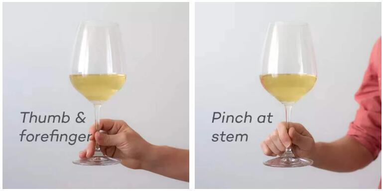 喝葡萄酒摇杯的正确方式