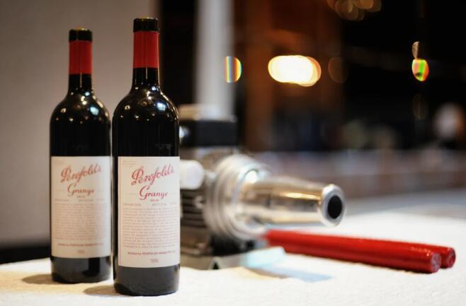 奔富葡萄酒