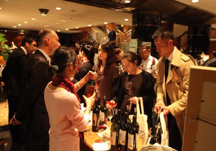2021葡萄酒展照片
