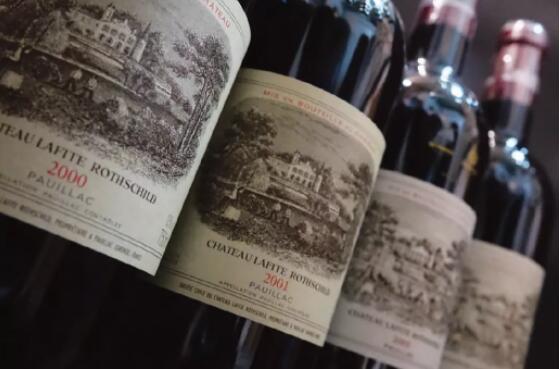 波尔多混酿葡萄酒