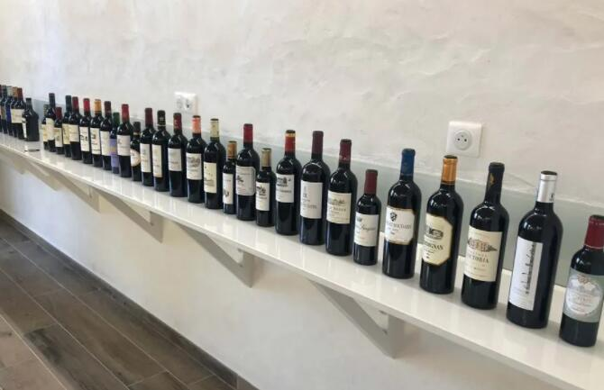 波尔多2020年份期酒